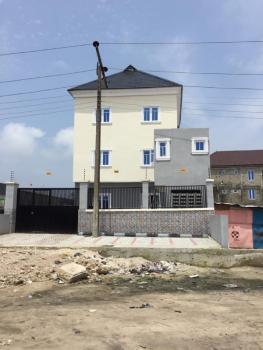 Newly Built 2 Bedroom Flat, Off Mobil Road, Ilaje, Ajah, Lagos, Flat for Rent