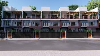 Luxury 4 Bedroom Town-house Duplex, Glory Estate, Ifako, Gbagada, Lagos, Terraced Duplex for Sale