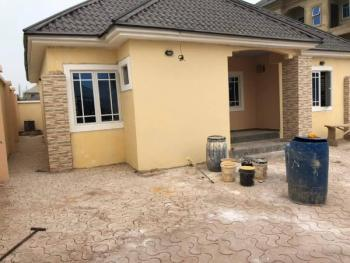 3 Bedroom Bungalow with 4 Toilets, Sitting in About 400 Sqm, By Orie Emene Way, Emene, Enugu, Enugu, Detached Bungalow for Sale
