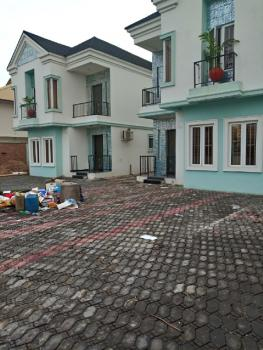 Two Unit of 5 Bedrom Semi Detached Duplexes with Bq, Swimming Pool and a Large Parking Space O(suitable for Commercial Entities), Freedom Way, Lekki Phase 1, Lekki, Lagos, Semi-detached Duplex for Rent