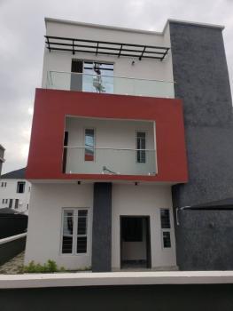 Luxury 5 Bedroom Terrace Duplex with Bq, Vgc, Lekki, Lagos, Terraced Duplex for Rent
