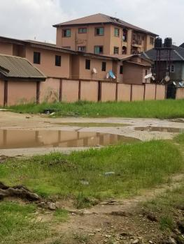 2 Plot of Land at Cornerpiece with 7 Bedroom Duplex,3 Living Room, Opposite Trade Fair Market, Satellite Town, Ojo, Lagos, Detached Duplex for Sale