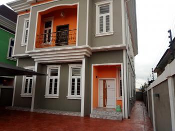 5 Bedroom Fully Detatch Duplex with Bq, Babanton, Omole Phase 1, Ikeja, Lagos, Detached Duplex for Sale
