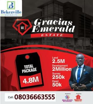 Gracias Emerald Estate, Abijo, Lekki, Lagos, Mixed-use Land for Sale