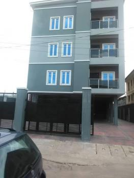 a Lovely Newly Built 3 Bedroom Flats for Office Use, Yaba, Yaba, Lagos, Flat for Rent
