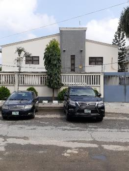 a Well Finished Detached Commercial Office Building, Off Ajose Adeogun, Victoria Island (vi), Lagos, Detached Duplex for Sale