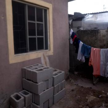 a Fairly Used and Spacious Renovated Room Self Contained, Onipanu, Shomolu, Lagos, Flat for Rent