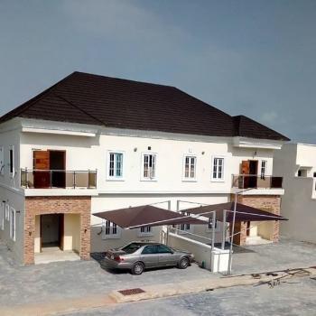 Beautiful 4 Bedroom Semi - Detached House, Ajah, Ajah, Lagos, House for Sale