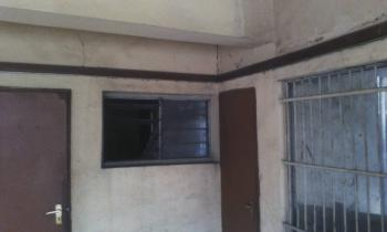 Office Space/shop with Toilet and Store, Ibadan, Ebute Metta West, Yaba, Lagos, Office Space for Rent
