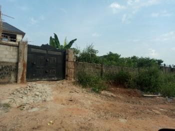 Ten Plots of Land Fenced with Gate, Registered, Okwu Uratta Road, Behind Imo State University Owerri, Owerri, Imo, Mixed-use Land for Sale