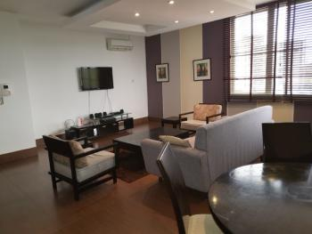 Furnished 2 Bedroom Upper Floor Flat in a Serviced Block., Ikoyi, Lagos, Flat for Rent