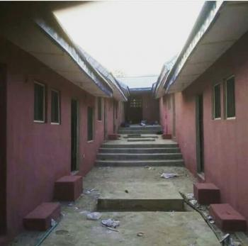 a Students Lodge of 12 Single Room Self Contained and Two Shops, Adekunle Ajasin University Environment, Akoko North-east, Ondo, Block of Flats for Sale