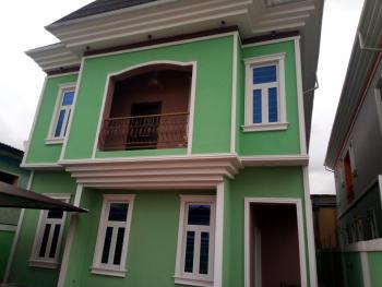 5 Bedroom Fully Detatch Duplex with Bq, Off Babinton, Omole Phase 1, Ikeja, Lagos, Detached Duplex for Sale