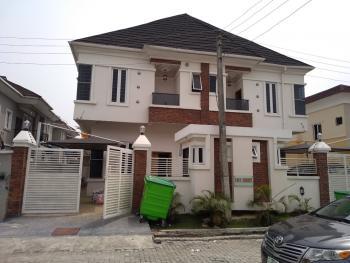 Brand New 4 Bedroom Semi Detached Duplex with a Bq, Idado (chevron), Idado, Lekki, Lagos, Semi-detached Duplex for Rent