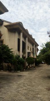 4 Bedroom Terrace Appartment, Off Udi Street, Osborne, Ikoyi, Lagos, Terraced Duplex for Rent