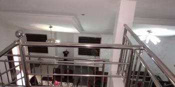 3 Bedroom Detached Duplex with Bq.  Fully Furnished, Happy Land Estate, Ajah, Lagos, Detached Duplex for Rent
