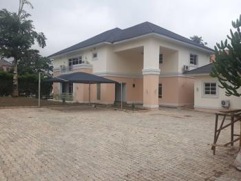 5 Bedrooms Detached Duplex with 2 Bedrooms Guests Chalets, 2 Rooms Bq and Swimming Pool, Off Ibb Buleavard, Maitama District, Abuja, Detached Duplex for Rent
