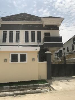 Spacious 4 Bedroom Semidetached Duplex with Bq, Opposite Chevron, 2nd Tollgate, Lafiaji, Lekki, Lagos, Semi-detached Duplex for Sale