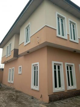 a Beautiful 3 Bedroom Flat with B/q, First Unity Estate, Badore, Ajah, Lagos, Flat for Rent