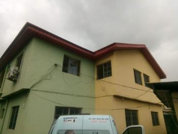 3 Bedroom Flat, Along Solomon Durodola Street, Unity Estate, Egbeda, Alimosho, Lagos, Flat for Rent