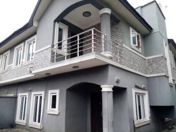 4 Bedroom Duplex, Omole Phase 2, Ikeja, Lagos, Semi-detached Duplex for Rent