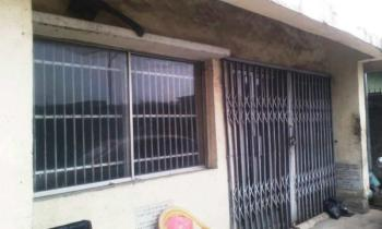 Office Space/shop with Toilet and Store, Ibadan Street, Ebute Metta West, Yaba, Lagos, Commercial Property for Rent