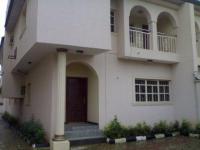 4 Bedroom Duplex, Emmanuel Keshi , Phase 2, Gra, Magodo, Lagos, Detached Duplex for Rent