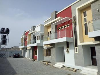 3 Bedroom Terrace Duplex, Ilasan, Lekki, Lagos, Terraced Duplex for Sale