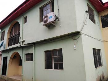 Three Bedroom Flat, Car Wash Bus Stop, Unity Estate, Egbeda, Alimosho, Lagos, Flat for Rent