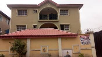 3 Bedroom Flat, Off Cooperative Villa Road, Badore, Ajah, Lagos, Flat for Rent