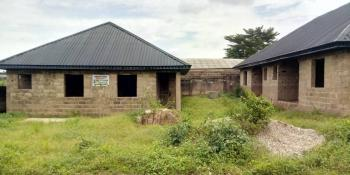 2 Nos Uncompleted 2 and 3 Bedroom Bungalow, Apata, Ibadan, Oyo, Detached Bungalow for Sale