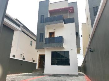 Five Bedroom Contemporary Detached House with Bq, Ikota Villa Estate, Lekki, Lagos, Detached Duplex for Sale