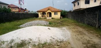 1000sqm of Sandfilled Land with 3 Bedroom Bungalow, Sangotedo, Ajah, Lagos, Mixed-use Land for Sale