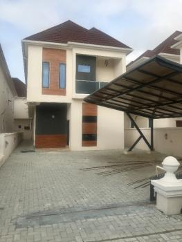 Luxury Built 5 Bed Detached in a Secured and Serviced Estate, Orchid Road, Lafiaji, Lekki, Lagos, Detached Duplex for Sale