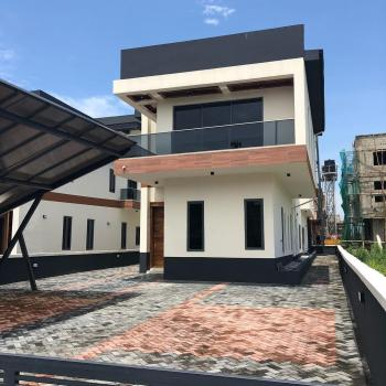 5 Bedrooms Fully Detached Duplex House with Bq, Victory Estate, By Jakande Bus Stop, Jakande, Lekki, Lagos, Detached Duplex for Sale