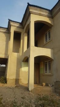 Luxury 7 Bedroom Duplex with Penthouse, Karu Hilltop, By Abg Hills Behind Water Board and Unity Bank Close to Karu Bridge, Karu, Abuja, Detached Duplex for Sale