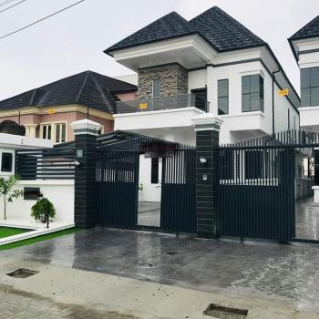 Exquisite 5 Bedroom Fully Detached Duplex, Chevy View Estate, Lekki, Lagos, Detached Duplex for Sale
