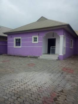 Neatly Finished and Spacious 3 Bedroom Bungalow with Bq, Off Lewis Street, Thomas Estate, Ajah, Lagos, Detached Bungalow for Rent