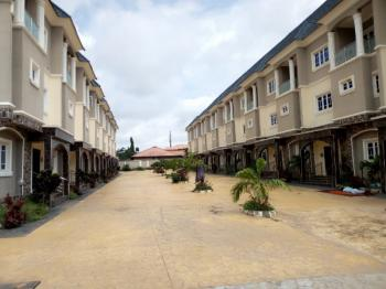 Tastefully Finished 4 Bedroom Terraced House with a Room Bq, Life Camp, Gwarinpa, Abuja, Terraced Duplex for Sale