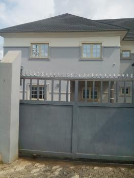 a Tastefully Finished Brand New 4 Bedroom Semi-detached Duplex, After Coza Church, Guzape District, Abuja, Semi-detached Duplex for Rent