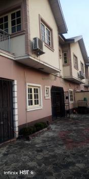Decent 5 Bedrooms Semi Detached Duplex with Bq, Medina, Gbagada, Lagos, Semi-detached Duplex for Rent