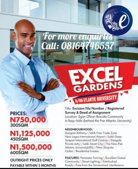 Excel Gardens Phase 3, Eleko, Ibeju Lekki, Lagos, Mixed-use Land for Sale