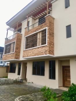 Well Built and Finished 4 Bedroom Services Terrace Duplex with Gym, Swimming Pool and 24hrs Power, Ikate Elegushi, Lekki, Lagos, Terraced Duplex for Sale
