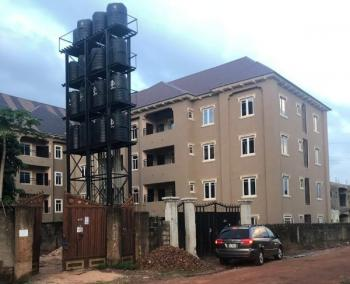 Double 8 Flats, Tastefully Finished: 4 Nos 3 Bedroom Flat and 12 Nos 2 Bedroom Flat, Well Finished, 12, Ugbor Street, Off Ubaka Street, Achara Lay-out, Independence Layout, Enugu, Enugu, Block of Flats for Sale