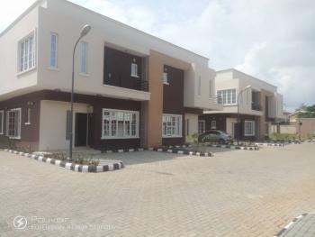 Brand New Serviced 4-bedroom Duplex with Bq, Utako, Abuja, Detached Duplex for Rent