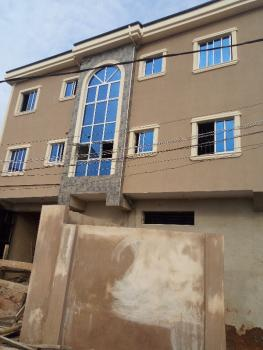 Executive Brand New Mini Flat Up and Down, Off Fafolu Street, Very Close to Gtbank  By Olorun-shogo, Challenge, Mushin, Lagos, Mini Flat for Rent