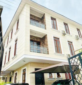This 4 Bedroom Semidetached Triplex, Ikoyi, Lagos, Detached Duplex for Sale