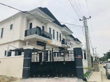 Tastefully Finished Four Bedroom Semi Detached Duplex with Bq, Lafiaji, Lekki, Lagos, Semi-detached Duplex for Sale