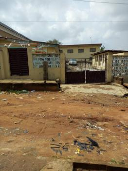 a 3-bedroom Flat Bungalow (with Boys Quarters) Fully Developed on Over a 600sqmts Size Land, Off College Road, Ogba, Ikeja, Lagos, Detached Bungalow for Sale