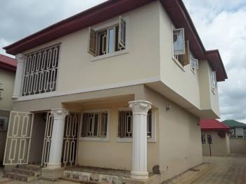 3 Bedroom, 2 Parlours, with 1 Room Bq, Opposite Canaan Estate, Kafe, Abuja, Semi-detached Duplex for Sale